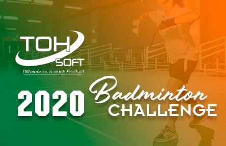 TOH Badminton Challenge 20 chính thức khởi tranh