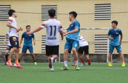 TOH OPEN CUP SS4 - StarOS với Kaopiz (Chung Kết)