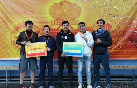 TOH Badminton Championship 2020